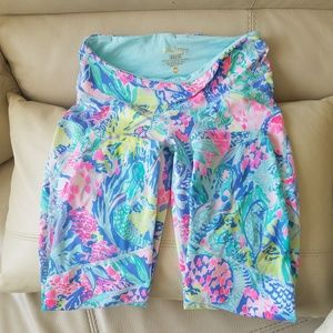 Xs Lilly Pulitzer capris